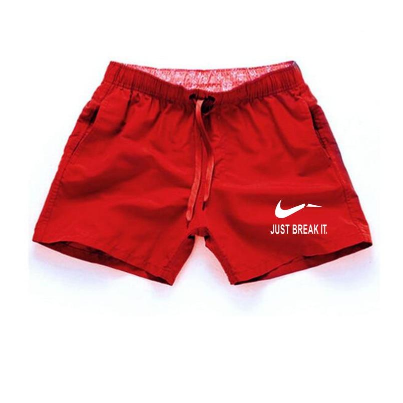 Short Masculino 2019 Mens Shorts Summer Fashion Printing Casual Loose Plus Size Sports Beach Shorts Masculino Convenience Goods Board Shorts