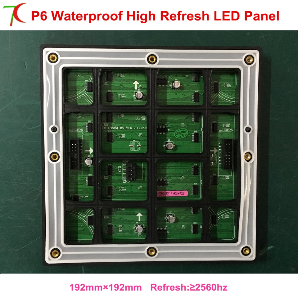 P6 smd outdoor full color module widely use for hd advertising video wall or stage rental screen,6000cdP6 smd outdoor full color module widely use for hd advertising video wall or stage rental screen,6000cd