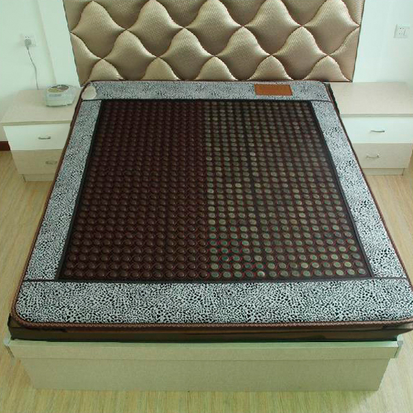 Best Selling Hot New Jade Mattress for 2016 Electric Heating Natural Tourmaline Mat 1.2*1.9M Free Shipping 2016 new style popular best selling natural jade