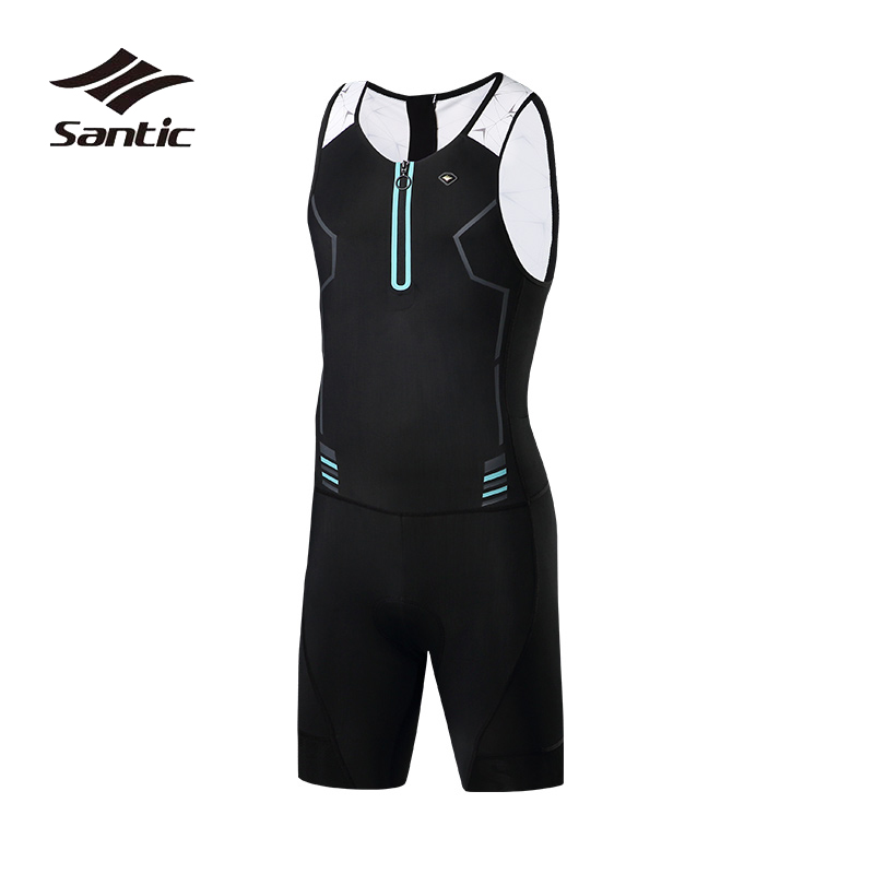 Santic Mens Cycling Jersey 2018 Pro Racing Team Triathlon Bike Jersey Anti-Pilling Quick Dry Bicycle Skinsuit Maillot Ciclismo santic cycling jersey kit long sleeve warm bicycle bike clothes outdoor sports quick dry seamless thermal underwear skinsuit