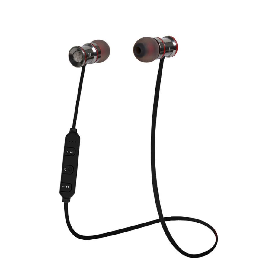 все цены на 2017 In-Earphone Professional Rechargeable Driver Wireless Stereo Sports Noise Cancelling Bluetooth 4.1 Headset AN22  E22 онлайн