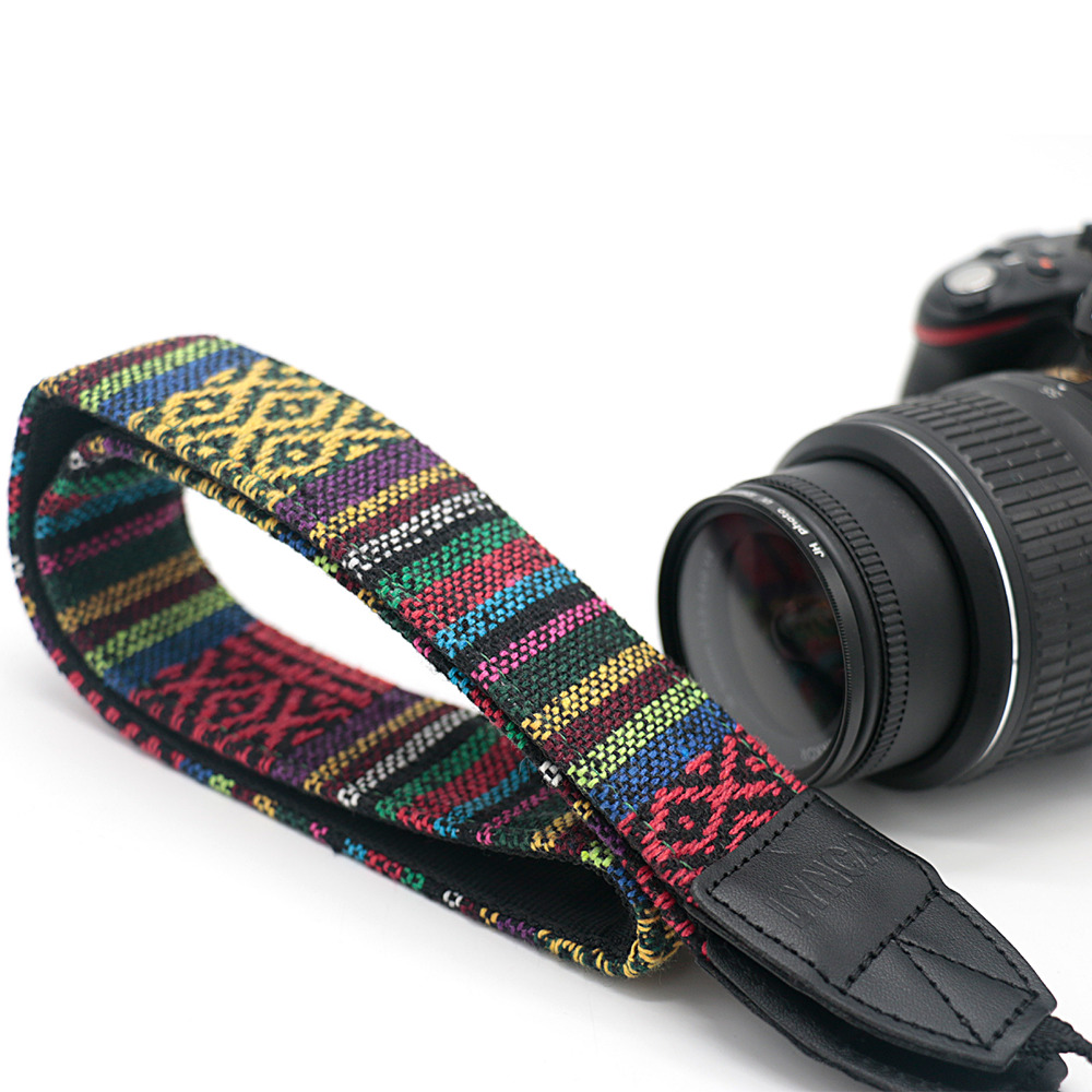 LYN-205 Universal Camera Shoulder Neck Strap for DSLR Digital Canon Sony Nikon camera
