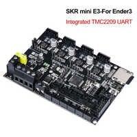 Presale BIGTREETECH SKR mini E3 Control Board 32Bit With TMC2209 UART Driver 3D Printer parts Cheetah V1.0 For Creality Ender 3
