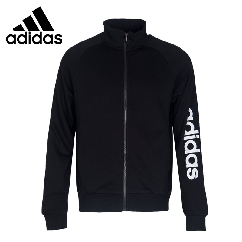 Original New Arrival  Adidas ESS LIN TTop FT Men's jacket  Sportswear