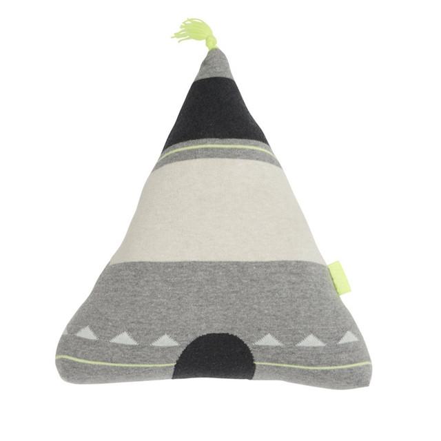 2017 Bebê Macio pescoço travesseiro geométrica decoração do quarto do bebê travesseiro crianças beding bebê infantil travesseiro de viagem travesseiros almofadas de malha brinquedo