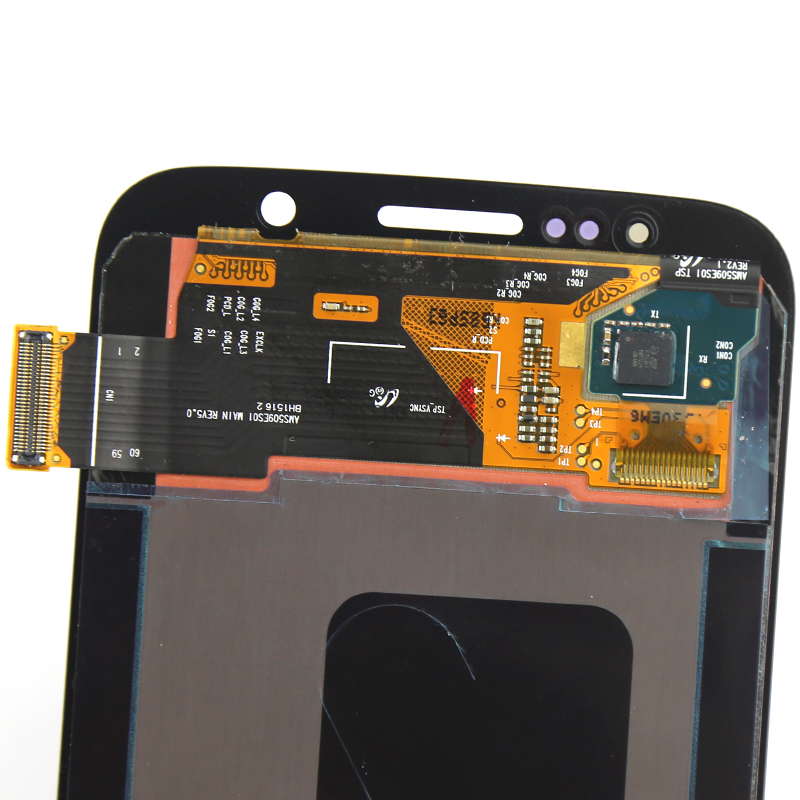 Mobile Phone Display Replacement Parts For Samsung S6 LCD Touch Screen Panel 5 1 Inch AMOLED G920 G920A G920F G920I Pantalla in Mobile Phone LCD Screens from Cellphones Telecommunications