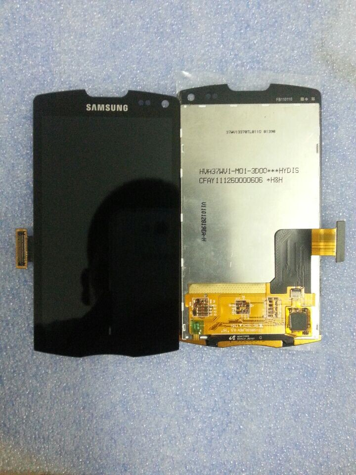 New Replacement LCD Display and Touch Screen Digitizer For Samsung S8530 Wave 2 II free shipping