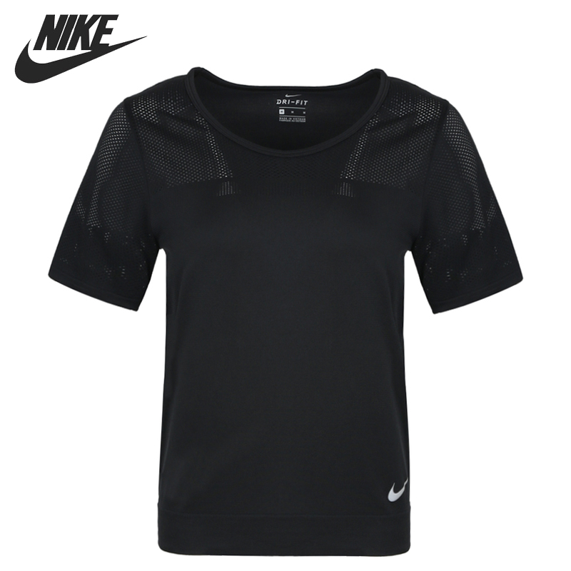 Femininas de Manga Nova Chegada Original Nike Como w nk Infinito Topo ss 2 Camisetas Curta Roupas Esportivas Mod. 102955