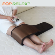 POP RELAX electric heating stone tourmaline belt thermal ion physiotherapy health pain relief slimming jade massage belt mat 205