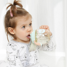 VALUEDER New Arrival Baby Cup PPSU Free Shipping Non-spill Potable Baby Water Bottle with Straw