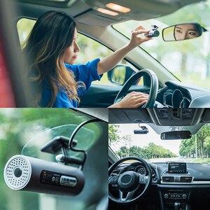 Image 5 - 70mai جهاز تسجيل فيديو رقمي للسيارات واي فاي التطبيق والإنجليزية التحكم الصوتي 70mai داش كام 1S 1080P كامل HD للرؤية الليلية 130 مسجل كاميرا لاسيارة بزاوية واسعة