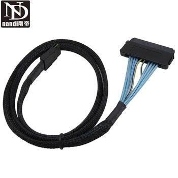 Mini SAS SFF-8087 36 P a SAS SFF-8484 32 P 1 m de Cable envío gratis