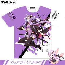 Graphic Yuzuki T-shirts Sleeve