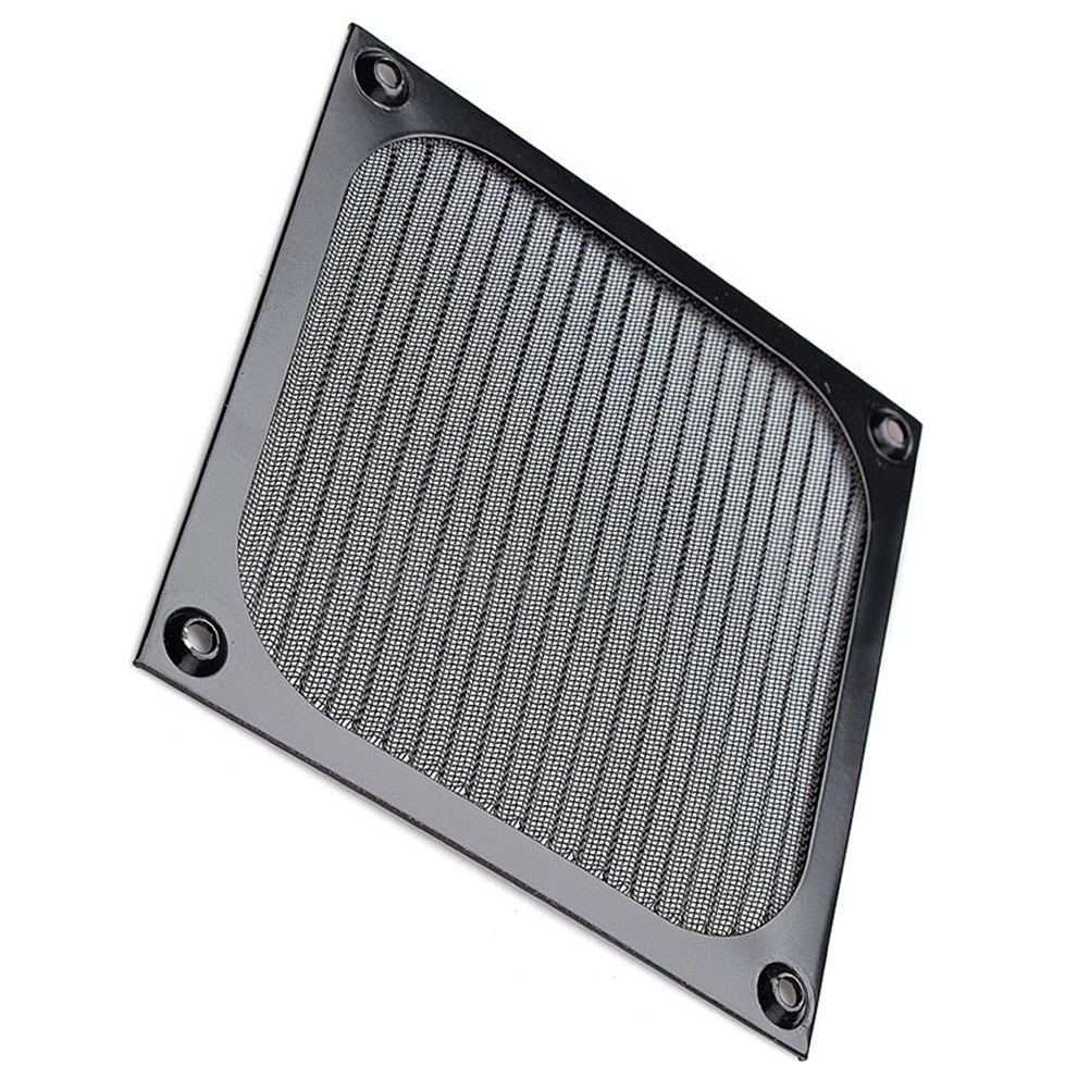 Image 5 - 120mm PC Computer Fan Cooling Dustproof Dust Filter Case Aluminum Grill Guard