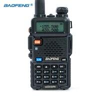 Baofeng UV 5R Walkie Talkie CB HAM Radio Dual Band VOX 2 Way Portable Transceiver VHF UHF FM BF UV5R Radios PPT Handheld Stereo