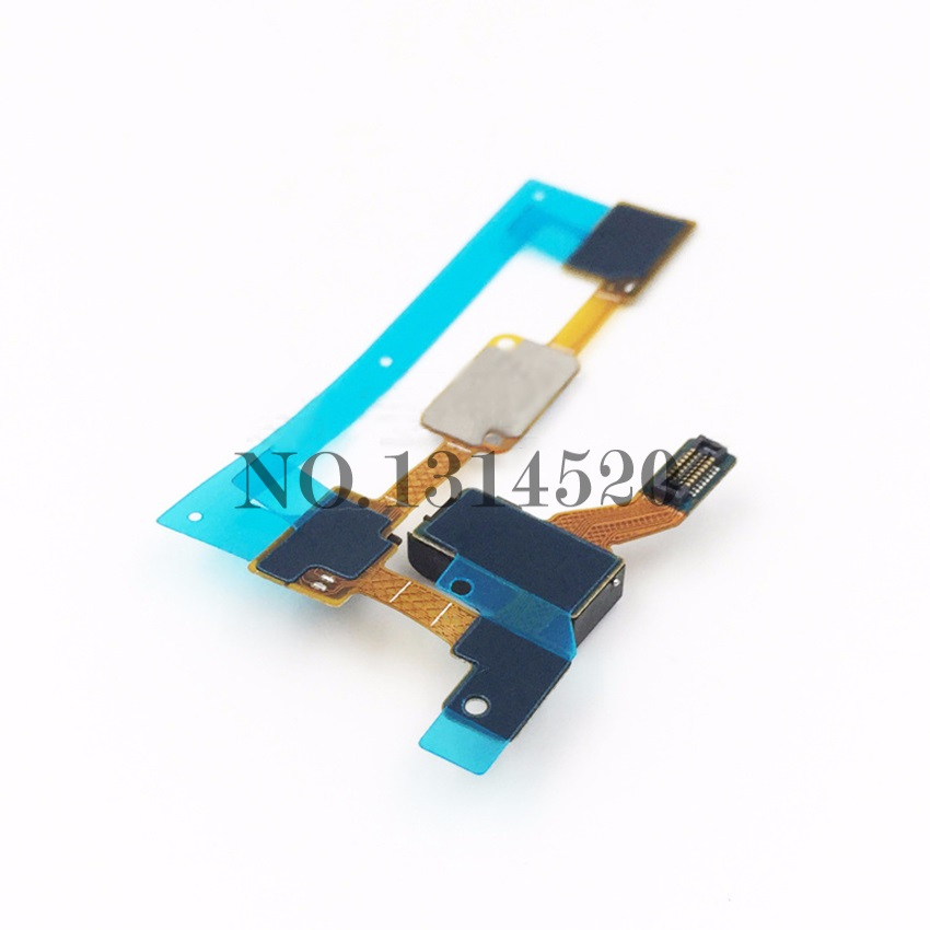Home Button Key Return Light Sensor Menu Keyborad Headphone Audio Jack Flex Cable For Samsung Galaxy J5 J500F SM-J500F