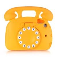 EVA Shockproof Washable Case Cover For IPad Mini 123 Children Kids Cartoon Telephone Set Tablets EBooks