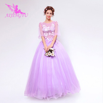 AIJINGYU 2018 new free shipping china bridal gowns cheap simple wedding dress sexy women girl wedding dresses gown TS117