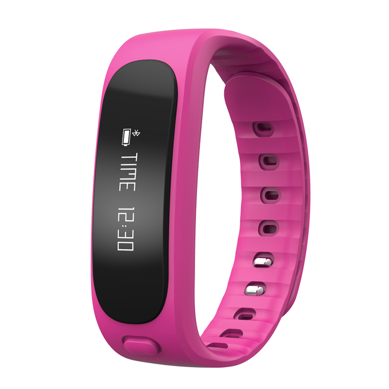 H9 font b Smart b font Wristband Barcelet Bluetooth 4 0 Support Android 4 3 IOS