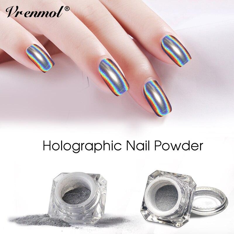 Nails Art & Werkzeuge 1 Pcs Verkaufen Flash Nail Art Staub Werkzeug Kit Nagellack Flocken Pailletten Shiny Pulver Magie Spiegel Pigment Nagel Dekoration Nagelglitzer