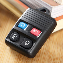 4 Buttons Keyless Entry Remote Control Car Key Shell Case Replacement Key Fob Transmitter Clicker for Ford Explorer Mercury 2005 2011 ford five hundred 4 four button keyless entry remote free programming included