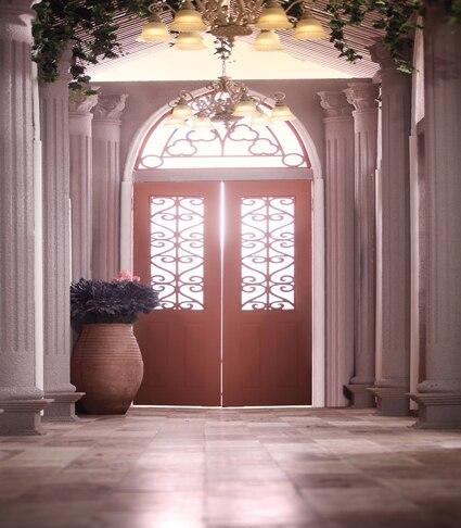 Indoor Pillars online shop 10x10ft sunshine grille door indoor pillars porch hall