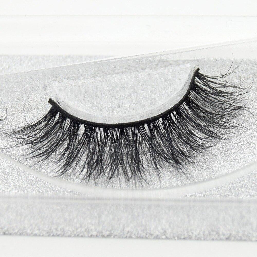 d70d3d2fd29 Visofree eyelashes 3D mink eyelashes long lasting mink lashes natural  dramatic volume eyelashes extension false eyelashes D02
