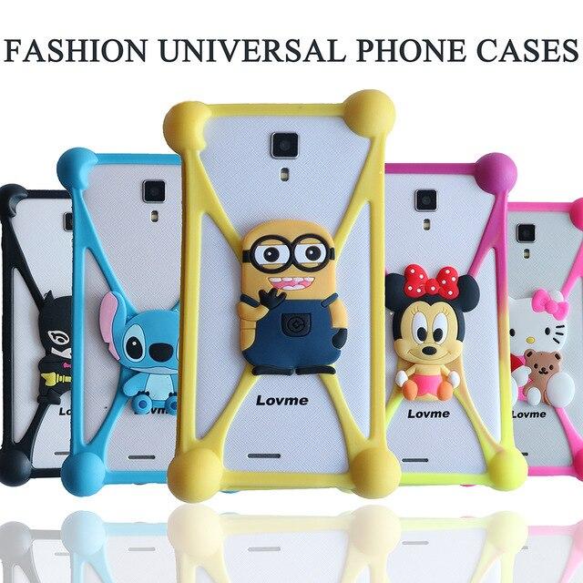 Cute Cartoon Batman Spongebob hello kitty Soft Silicon Case Cover for ZTE Grand X2 In Leo M1 Q1 S1 Nubia Z5 Mini Z5S Mini V795