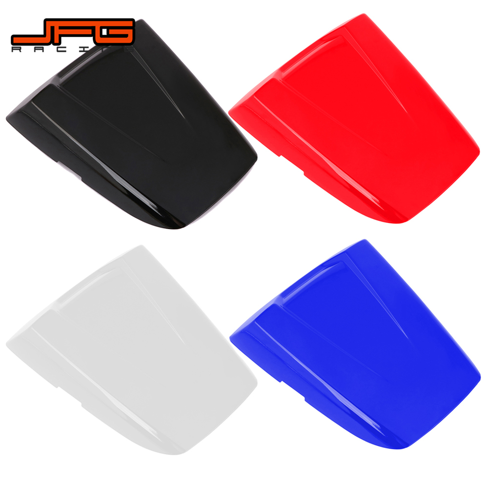 Motorcycle Red Blue White Black Rear Seat <font><b>Fairing</b></font> Cover Cowl Tail For <font><b>SUZUKI</b></font> SV650 <font><b>SV1000</b></font> 03 04 05 06 07 08 09 10 2003-2010 image