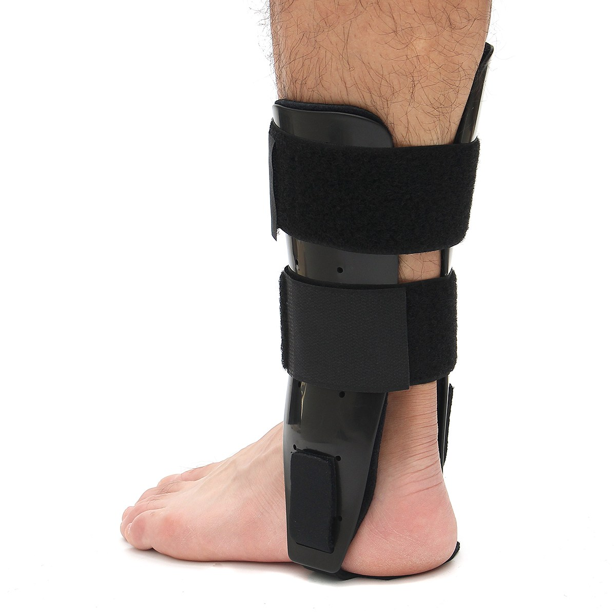 Fitness Ankle Support Fixed Ankle Foot Support Adjustable Ankle Sprain Support Sports Safty Bandage Protective Gear Brace Guard