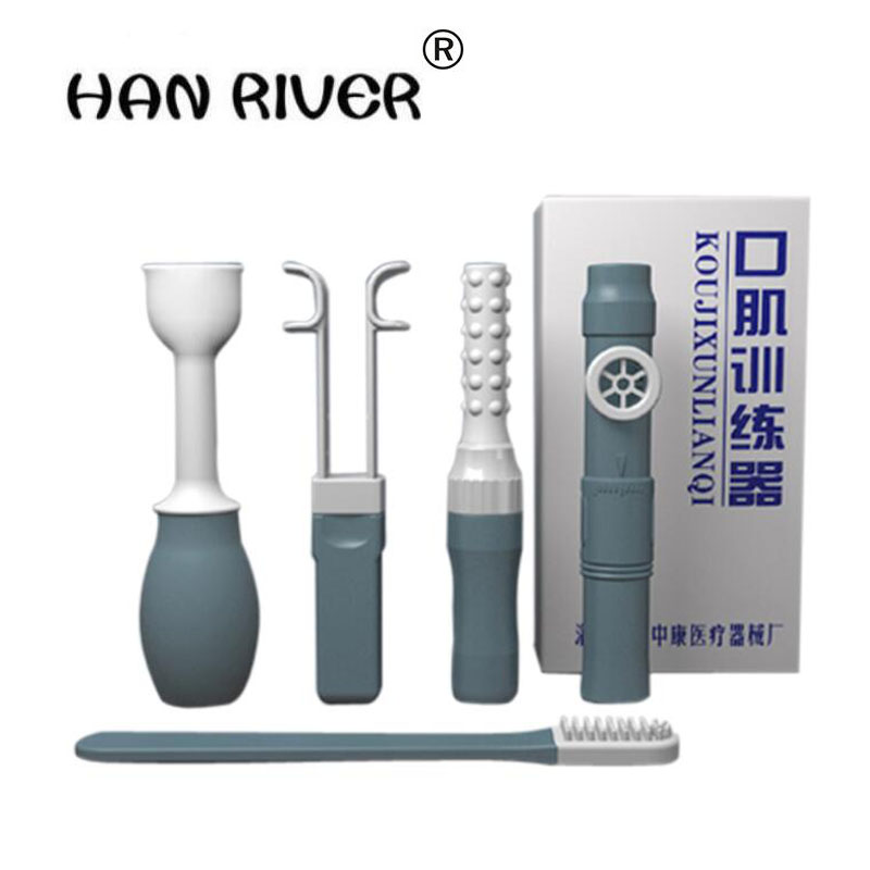 Stroke hemiplegia tongue muscle recovery machine suction mouth muscle training equipment with a tongue scraper words swallowingStroke hemiplegia tongue muscle recovery machine suction mouth muscle training equipment with a tongue scraper words swallowing