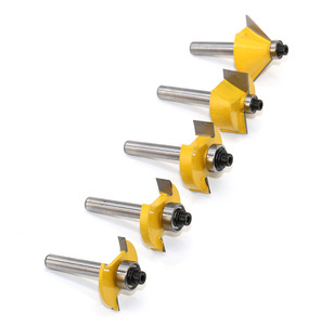 Image 4 - ALLSOME 100PCS 1/4 Inch Shank Tungsten Carbide Router Bit Woodworking Milling Cutter HT1192