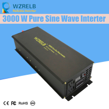 цена на Reliable Pure Sine Wave Inverter UPS and charging function 3000W outdoor home frequency inverter with charger