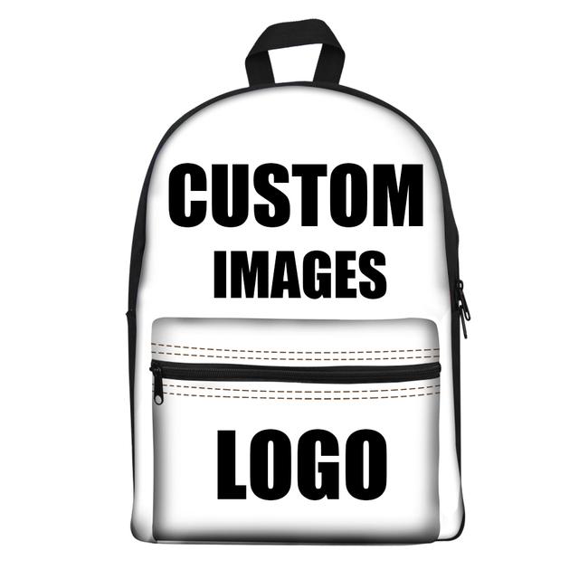 Travel Cute Pug Backpack
