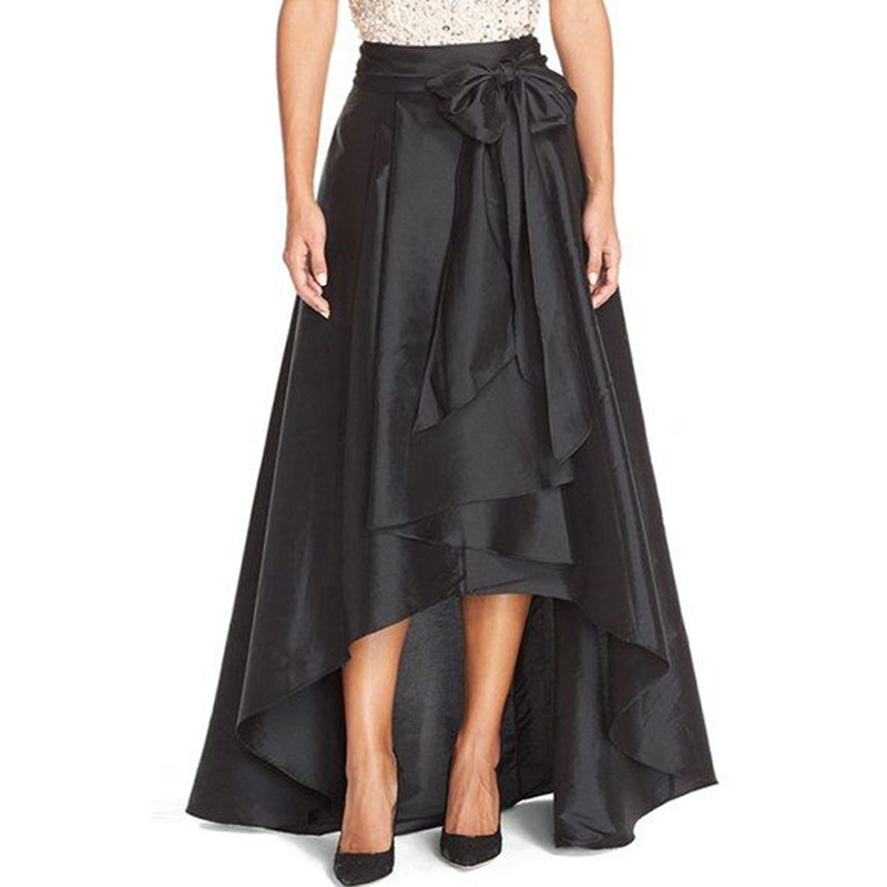 Compare Prices on Black Taffeta Long Skirt- Online Shopping/Buy ...