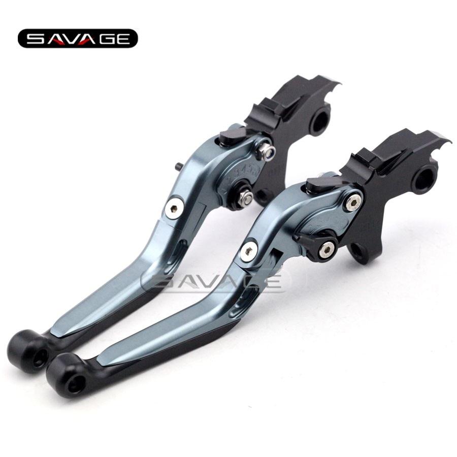 For BMW R1200RT R1100S R1150R R1150GS/Adv Titanium+Black Motorcycle Accessories Adjustable Folding Extendable Brake Clutch Lever for bmw r1100rt r1100s r1150gs r1150gs adventure r1150r motorcycle accessories folding extendable brake clutch levers black