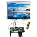 HDMI + VGA + DVI + Audio LCD Controller Board Mit 12 1 zoll 1024x768 M121GNX2 LCD Bildschirm