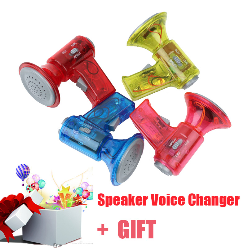 Novelty Voice Changer Machine