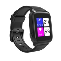 Popular Smart Watch 40 Days Long Standby GPS Wirstwatch Sport Fitness Smartwatch Call Text Alert Push Message for iPhone Android