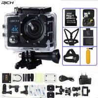Action Camera 4K Ultra HD SJ9000 WIFI 14MP 2 0 LCD 170 View Lens Diving 30M
