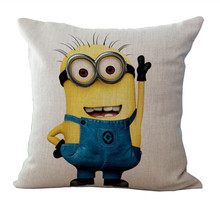 High Quality Cotton Decorative Throw Pillow Case