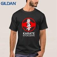 Kyokushin Light Tees Stranger Hop Size Camisa Men T Shirt Short Sleeves O Neck Knitted On Sale