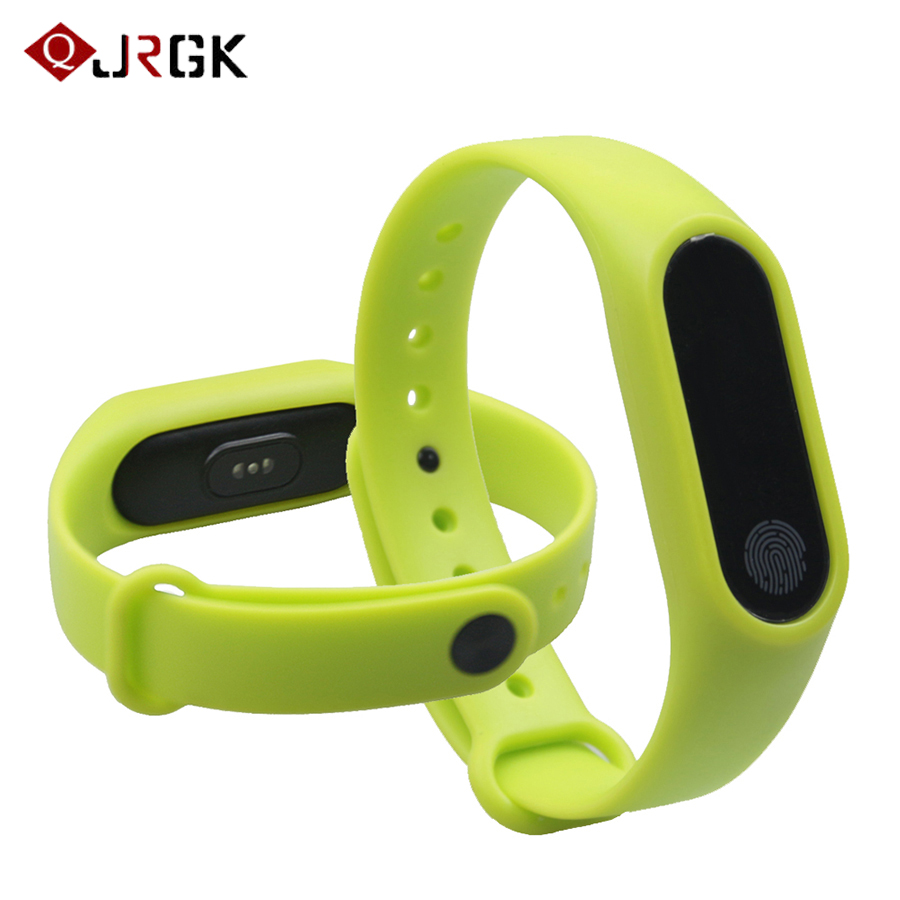 M2 Smart Bracelet Wristband Watch Heart Rate Monitor Fitness Tracker For Android IOS Smart Bands Waterproof Bluetooth