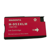 4PK Recyclé pour HP953XL/HP957XL High Yield Noir D'origine Cartouche D'encre utiliser dans OfficeJet Pro 8210/8710