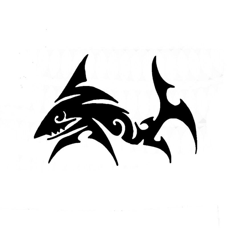 YIN YANG FISH STICKERS STICKY DECALS WALL CAR VAN WINDOW BUMPER LAPTOP
