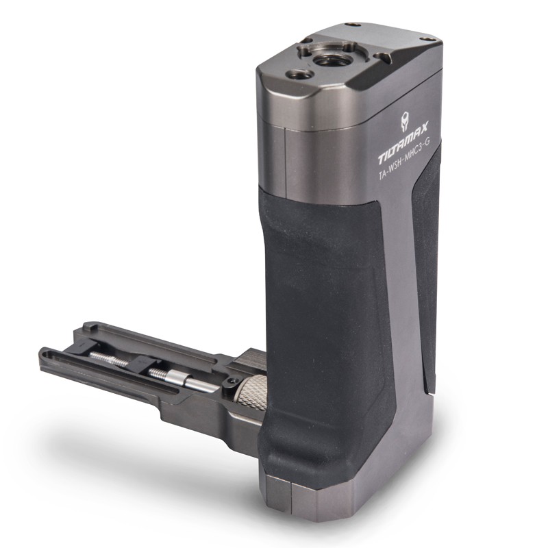 มือจับสีดำด้านสำหรับ Tilta กล้อง BMPCC Cage TA SH MHC3 G วัสดุสีดำ, อลูมิเนียมอัลลอยด์, สแตนเลส-ใน อุปกรณ์เสริมสำหรับสตูดิโอถ่ายภาพ จาก อุปกรณ์อิเล็กทรอนิกส์ บน AliExpress - 11.11_สิบเอ็ด สิบเอ็ดวันคนโสด 1