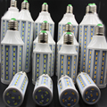 1Pcs E27 5630 5730 SMD LED Bulb Lamp AC 220V Led Chips Energy Saving Led Corn Bulb Spotlight Lampada lights Cold Warm White lamp