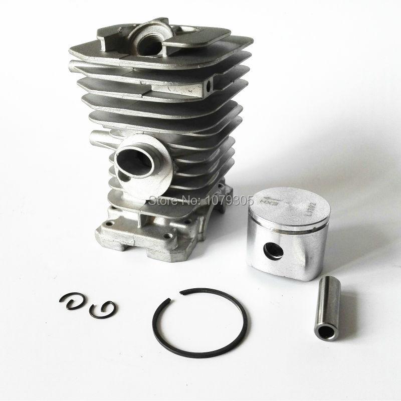 40MM Cylinder Piston Pin Ring FIT HUSQVARNA 142 chainsaw Craftsman Chain saw Motosega new 50mm cylinder piston kits fit husqvarna 61 268 272 272k 272xp chain saw fast free shipping