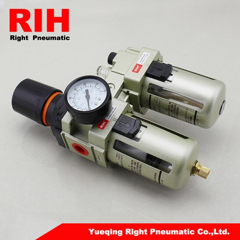 AC3010-03 Air Filter Regulators SMC Type Aluminium Alloy FRLCombination G3/8/A Series Air Source Treatment ComponentsAC3010-03 полуприцеп маз 975800 3010 2012 г в