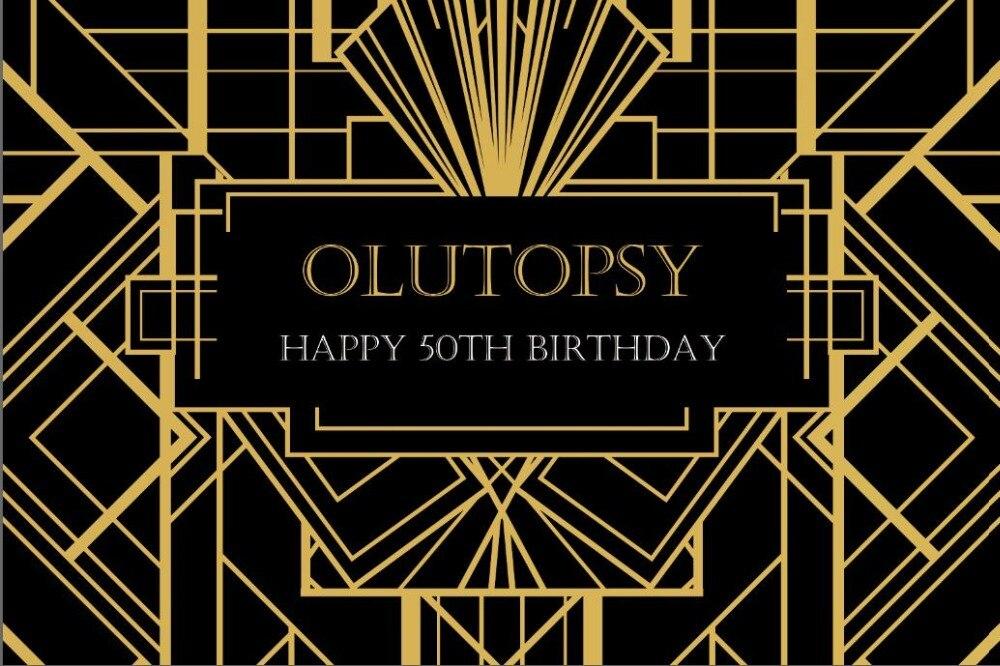 Us 2601 15 Offkustom Besar Gatsby Orang Dewasa Senang Ulang Tahun Fotografi Studio Latar Belakang Komputer Berkualitas Tinggi Cetak Pesta Latar